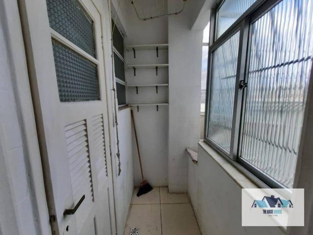 Excelente Apartamento com 1 dormitório 2 banheiros  para alugar, 50 m² por R$ 1.100/mês -  - Foto 6