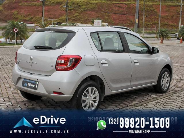Renault Sandero Expression Flex 1.6 16V 5p - Carro Muito Novo - Lindo - Faço Troca - 2019 - Foto 6