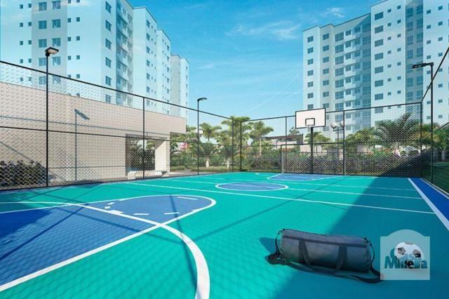 Apartamento à venda com 2 dormitórios em Jaraguá, Belo horizonte cod:259814 - Foto 15