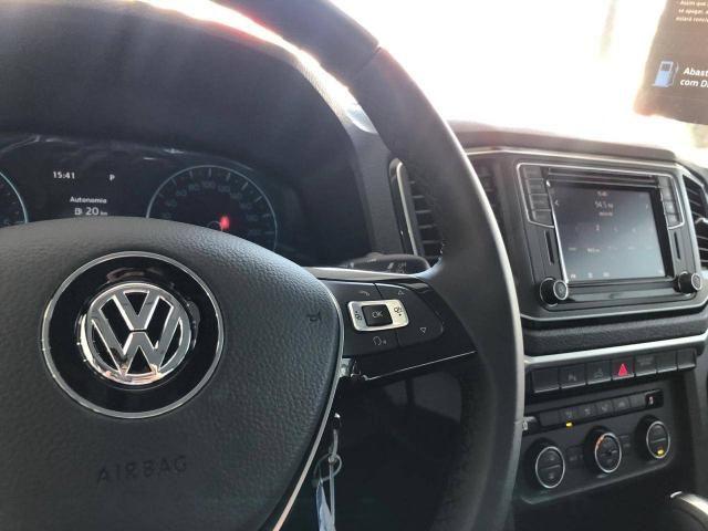 AMAROK 2019/2020 3.0 V6 TDI DIESEL HIGHLINE CD 4MOTION AUTOMÁTICO - Foto 10