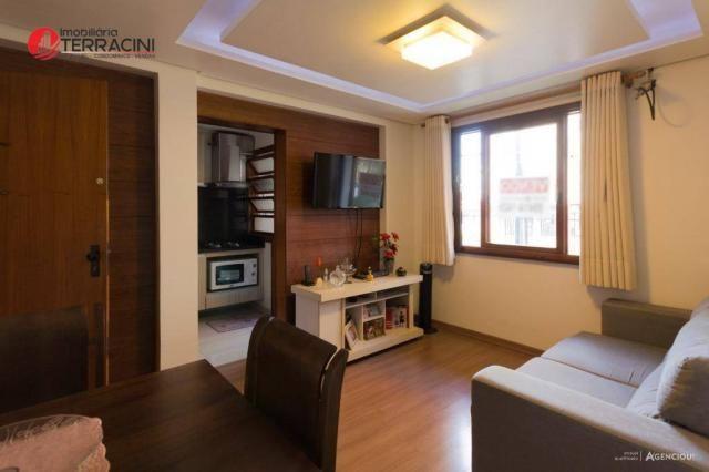Apartamento com 2 dormitórios à venda, 55 m² por R$ 285.000,00 - Jardim Lindóia - Porto Al - Foto 7