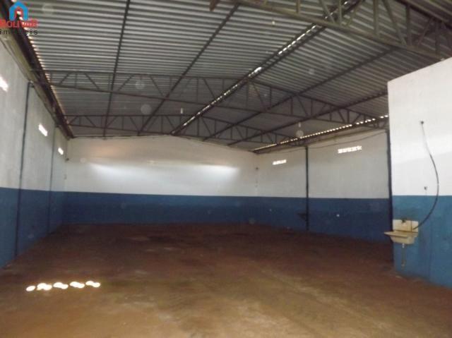 Galpão/Pavilhão Salão Comercial para Venda em Sonho Verde Itumbiara-GO - Foto 3