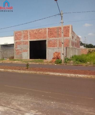 Galpão/Pavilhão Salão Comercial para Venda em Sonho Verde Itumbiara-GO - Foto 2