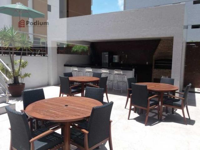Apartamento à venda com 4 dormitórios em Miramar, João pessoa cod:15295 - Foto 2