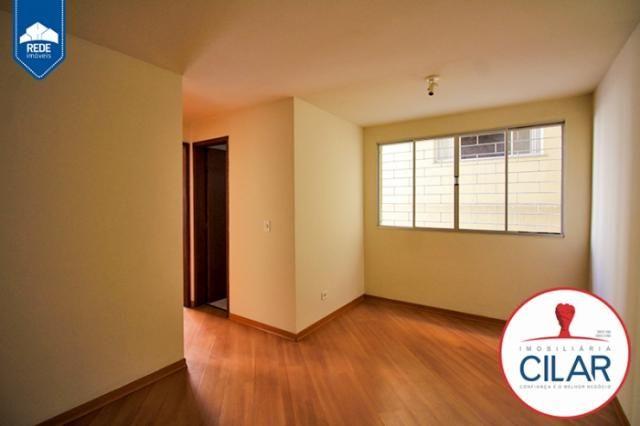 Apartamento para alugar com 2 dormitórios em Capão raso, Curitiba cod:01779.002 - Foto 4