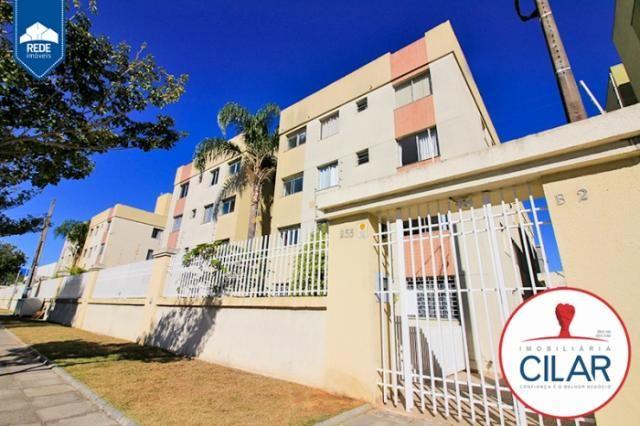 Apartamento para alugar com 2 dormitórios em Capão raso, Curitiba cod:01779.002 - Foto 2
