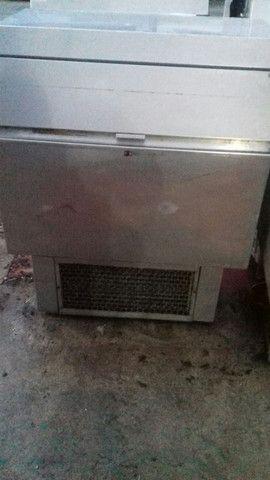 Máquina de gelo 150kg - Foto 3