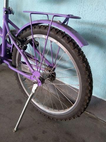 Bicicleta infantil princesa Sophia