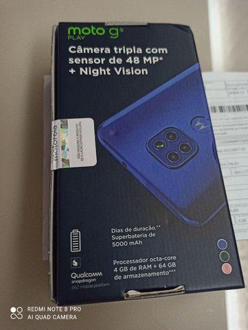 PROMOÇÃO MOTO G9 LACRADO - Foto 6