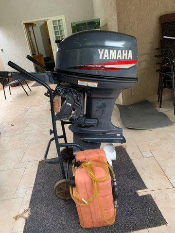 Motor de popa 40 Yamaha - Foto 3