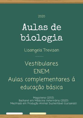 Aulas Bio - Foto 3