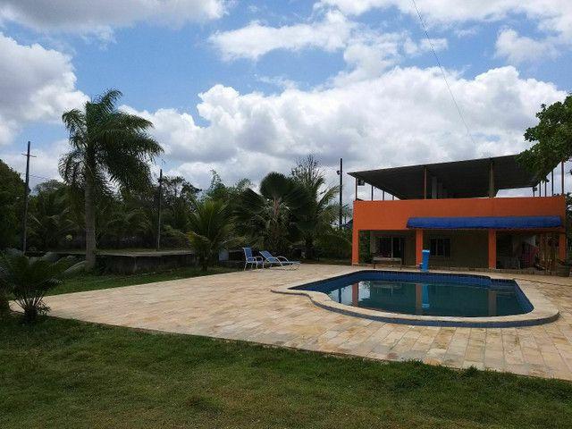 Chácara Paraíso Em Aldeia-diária 500 - Foto 2