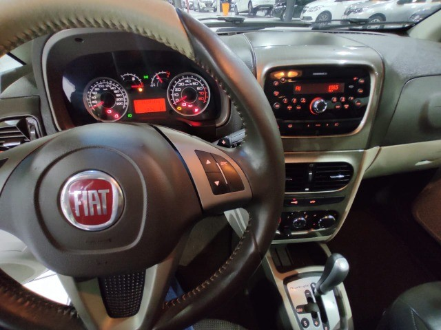 Fiat Idea Essence Sublime AT/ Unico Dono! - Foto 6