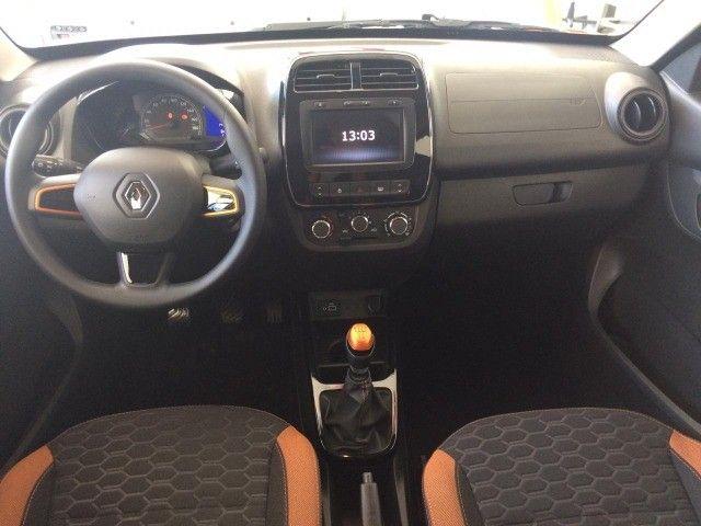 Renault kwid 21/22- Outsider- R$ 56.990,00 - 0 Km!!! Emplacado!!! - Foto 8