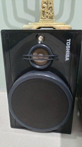 Mini system Toshiba 800w rms - Foto 5