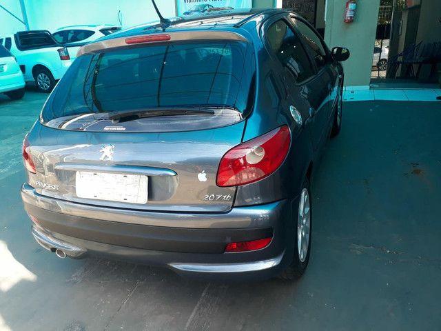 Peugeot 207 XS 1.6 Automático  - Foto 5