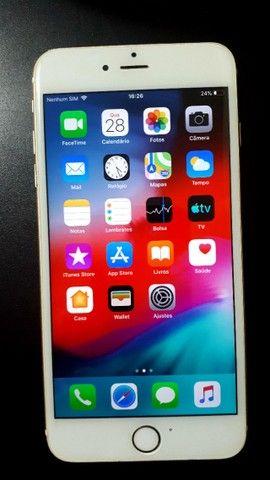 Iphone 6 Plus 64g Gold - Muito novo!! Leiam o anúncio!