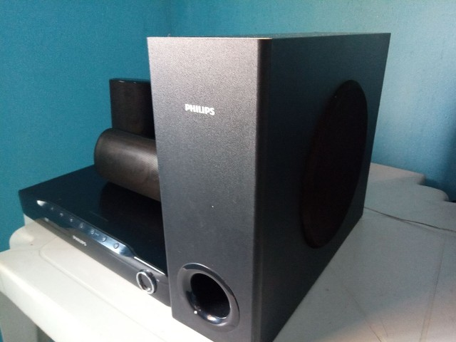Home Theater 240Wrms - Foto 3