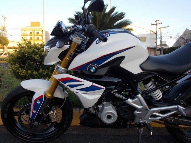 BMW G310r - Foto 6