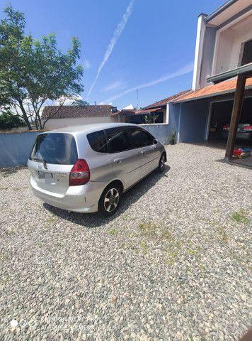 Honda Fit 1.4 2007 no GNV - Foto 3