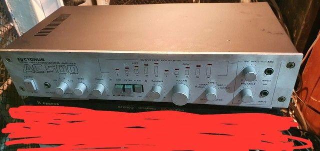 Amplificador cygnus ac500