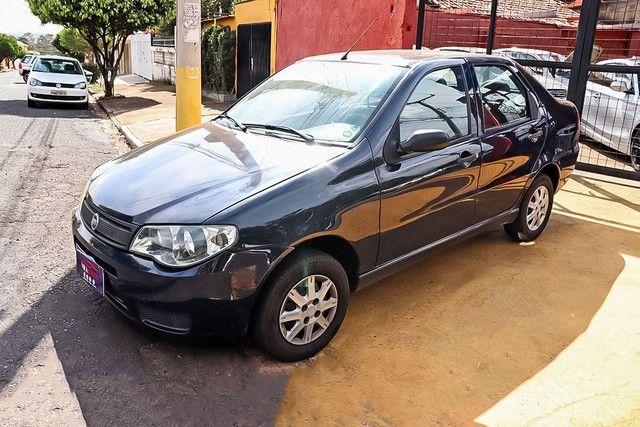 Fiat Siena EL 1.0 Azul - Foto 4