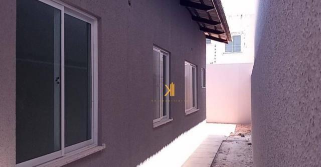 Casa com 3 dormitórios sendo 2 suítes à venda, 89 m² por R$ 265.000 - Urucunema - Eusébio/ - Foto 6