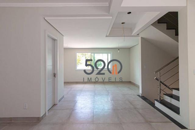 Sobrado com 3 dormitórios à venda, 123 m² por R$ 495.000,00 - Jardim Itu - Porto Alegre/RS - Foto 2