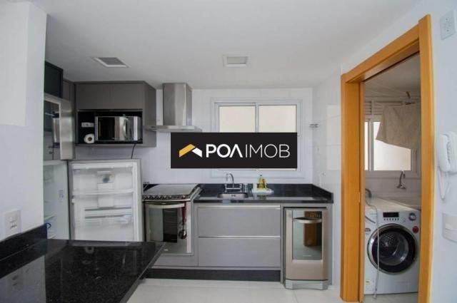 Apartamento com 3 dormitórios para alugar, 93 m² por R$ 3.900,00/mês - Jardim Europa - Por - Foto 6
