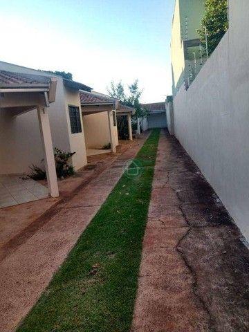 Casa com 2 dormitórios para alugar, 50 m² por R$ 700,00/mês - Piratininga - Campo Grande/M - Foto 3