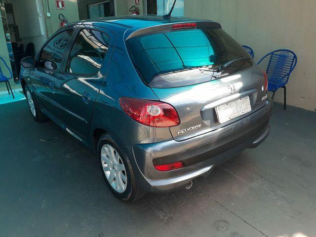 Peugeot 207 XS 1.6 Automático  - Foto 4