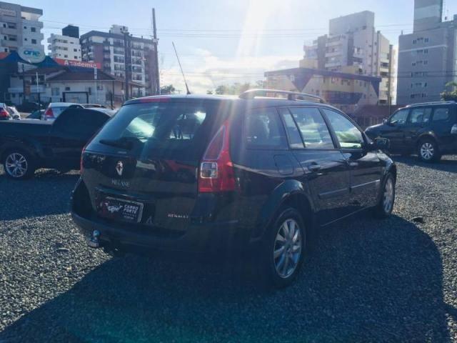 Renault Megane Grand Tour Dynam. Hi-Flex 1.6 12V - Foto 9