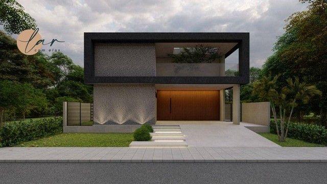 Casa com 4 dormitórios à venda, 357 m² por R$ 1.800.000,00 - Altiplano - João Pessoa/PB - Foto 5