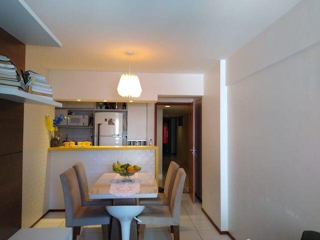 Apartamento 2 quartos mobiliado na Ponta Verde. - Foto 7