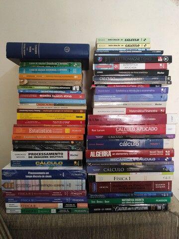 Livros Matemática, física e engenharia - Foto 5