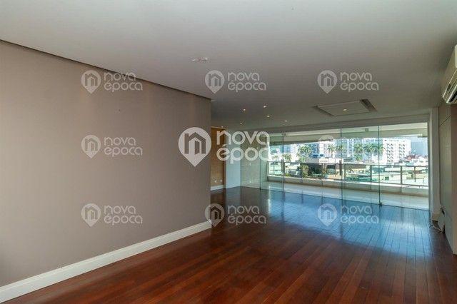 Apartamento à venda com 4 dormitórios em Laranjeiras, Rio de janeiro cod:FL4AP54682 - Foto 9