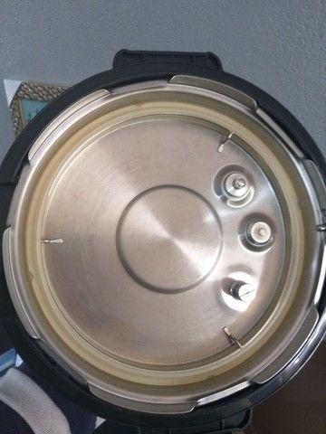 Panela de pressão Elétrica Philips walita aceito cartão  - Foto 4