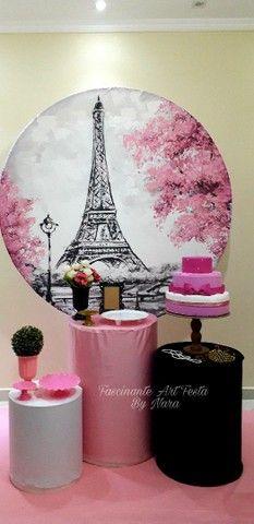 Decoração de festa PARIS - Foto 2
