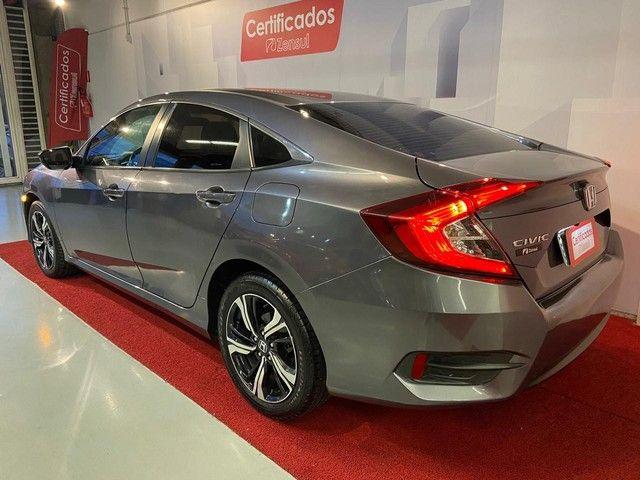 Honda CIVIC Civic Sedan EX 2.0 Flex 16V Aut.4p - Foto 10