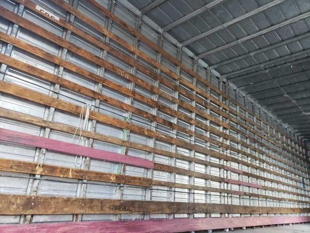 Baú Seco Furgão Alumínio Truck - Foto 11