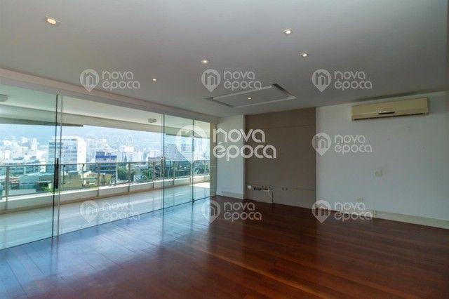 Apartamento à venda com 4 dormitórios em Laranjeiras, Rio de janeiro cod:FL4AP54682 - Foto 8