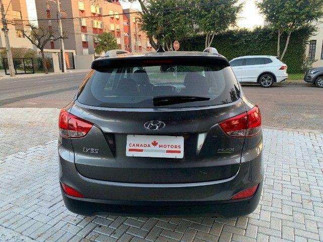 IX35 gls 2017 2.0 automát,banco de couro,placa A, 72mkm,pneus novos,periciada - Foto 17