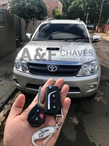 CHAVE CANIVETE TOYOTA  - Foto 15