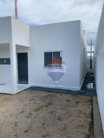 Casa com 2 dormitórios à venda, 60 m² por R$ 139.990 - Santa Rosa - Palmares/PE - Foto 3