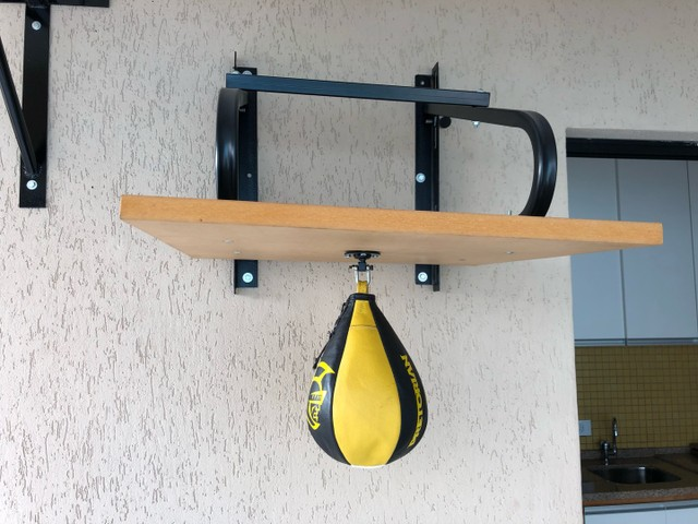 Suporte pushing ball - speed bag - Foto 2