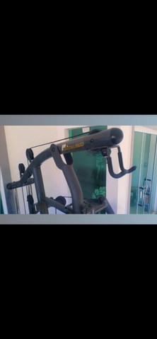 Maquina de academia ( Estação muscular completa )