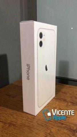 iPhone 11 branco lacrado  - Foto 2