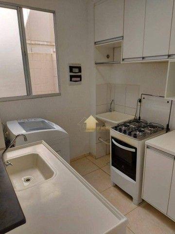 Apartamento com 2 dormitórios à venda, 40 m² por R$ 165.000,00 - Chácara dos Pinheiros - C - Foto 11