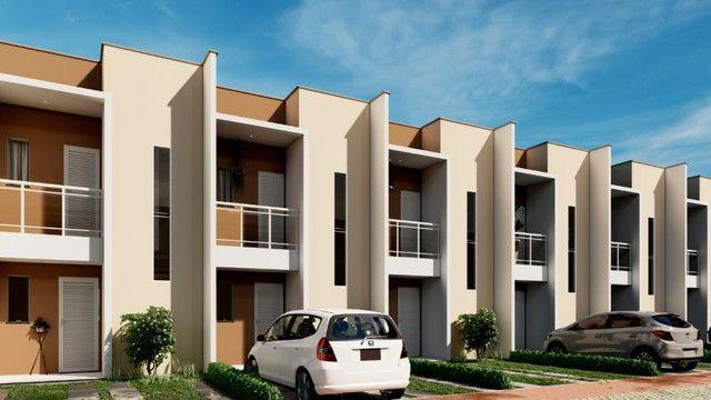 Casas Duplex na Região do Passaré