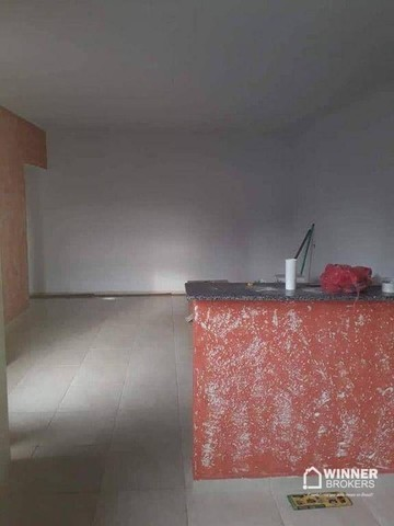 Casa com 2 dormitórios à venda, 70 m² por R$ 135.000 - Jardim Paraiso - Mandaguaçu/PR - Foto 4